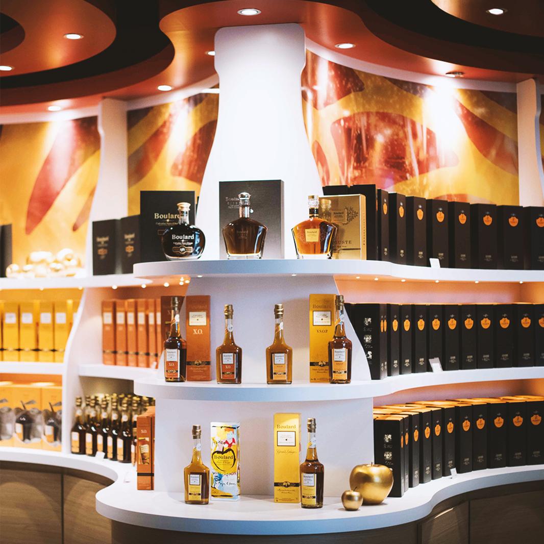 Calvados Experience Boutique Pere Magloire Spirit France