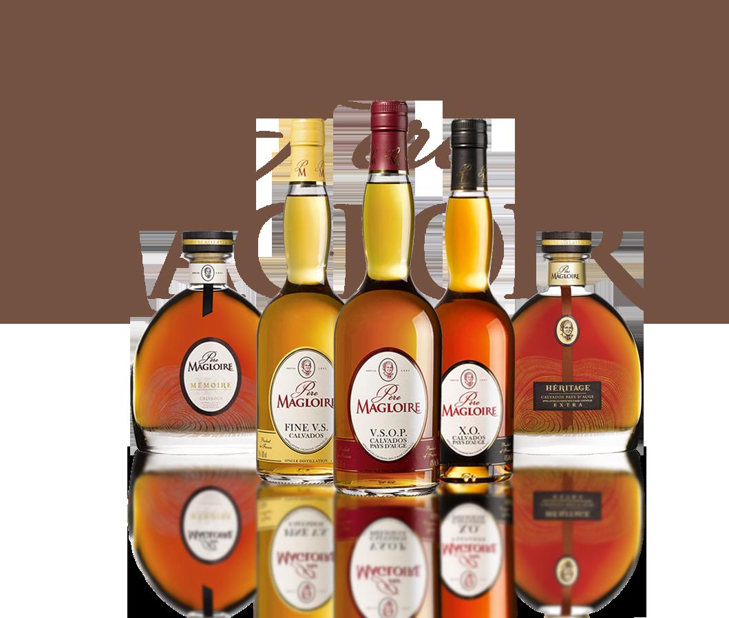 Calvados Premium Pere Magloire