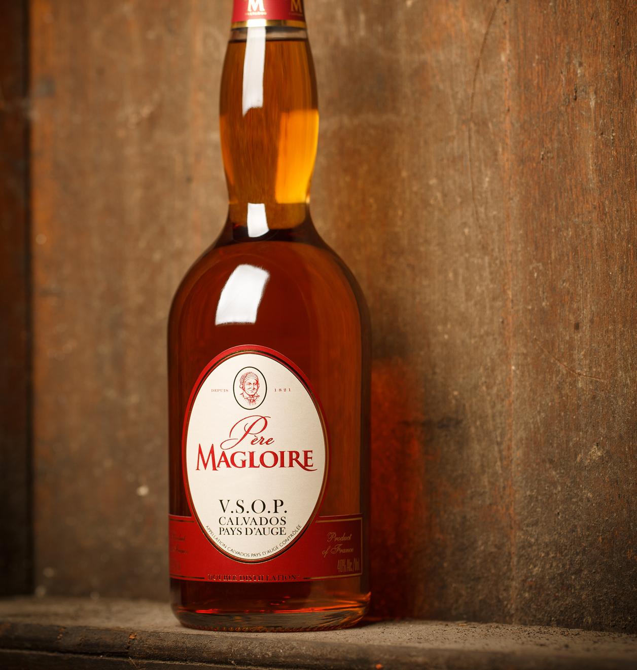 Spiritueux Calvados Vsop Pere Magloire