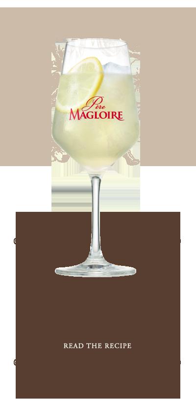 En Cocktail Collins Pere Magloire Mobile