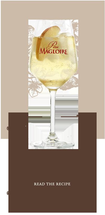 En Cocktail Tonic Pere Magloire Mobile