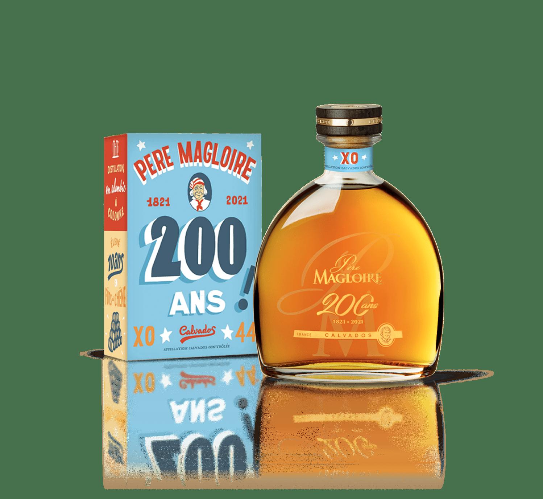 pere magloire coffret edition limitee 200ans xo calvados