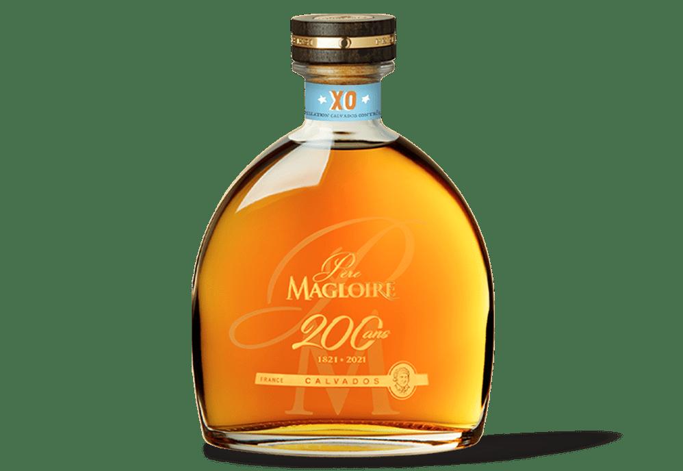 pere magloire 200 ans intermediaire bouteille edition limitee